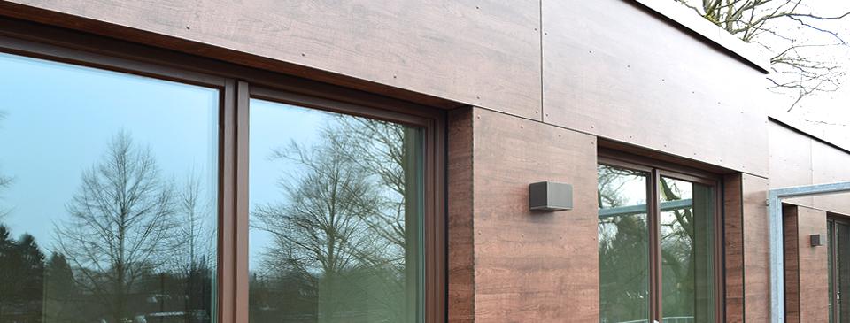 IhL | Immobilien Hanseatische Lebensart GmbH | Klare Formsprache